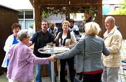 2.Tag des ländlichen Raumes in Querfurt mit den Steigraer Musikanten am 15.09.2012