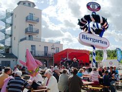 3.Erdinger Weißbierfest an der 'MARINA MÜCHELN' am 19.06.2010